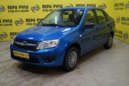 ВАЗ (LADA) 219010 (Гранта седан) в аренду под выкуп в Бери Рули